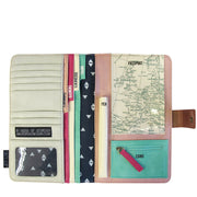 "Jet Lag ""Bon Voyage"" Travel Wallet - House of Disaster"