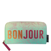 Jet Lag Wallet Bon Voyage - House of Disaster