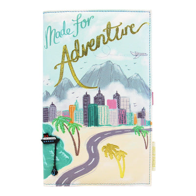 Keepsake Adventure Travel Wallet