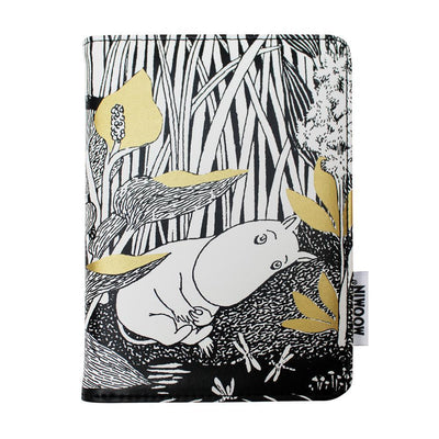 Moomin Midwinter Passport Holder