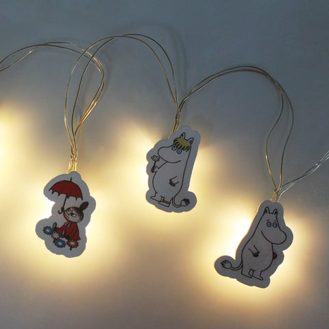 Moomin String Lights