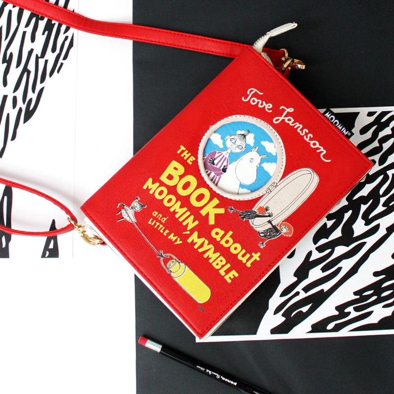 Moomin Book Bag