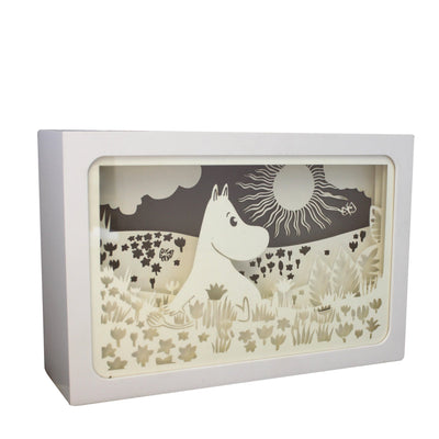 Moomin Small Shadow Box Field