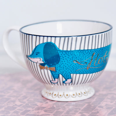 Over The Moon Dog Cup
