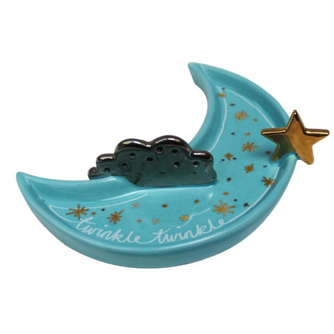 Over The Moon Twinkle Trinket Dish