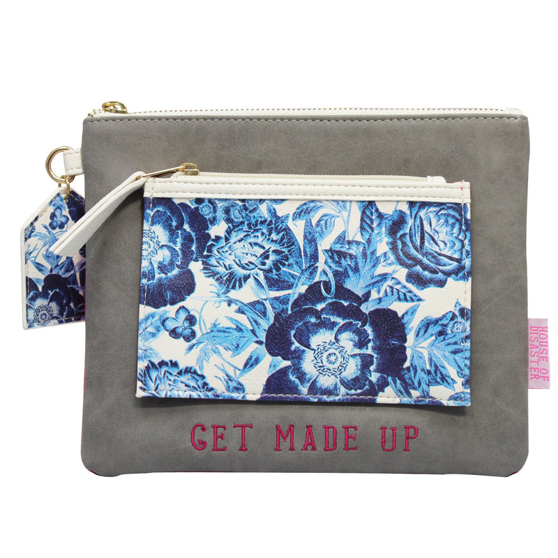 Petal 'Get Made Up' Makeup Bag