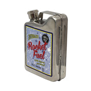 Rocket Fuel Hip Flask