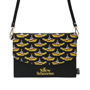 The Beatles Yellow Submarine Clutch Bag