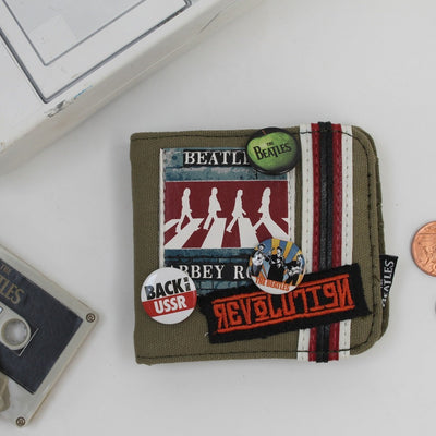 Abbey Road Canvas Wallet - House of Disaster