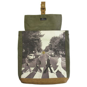 The Beatles Abbey Road Green Backpack