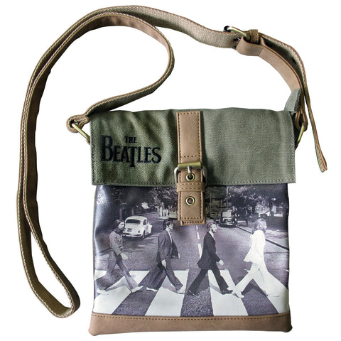 The Beatles Abbey Road Green Mini Bag