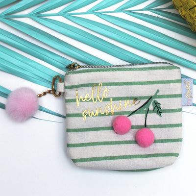 House of Disaster Sherbet Fruit Purse
