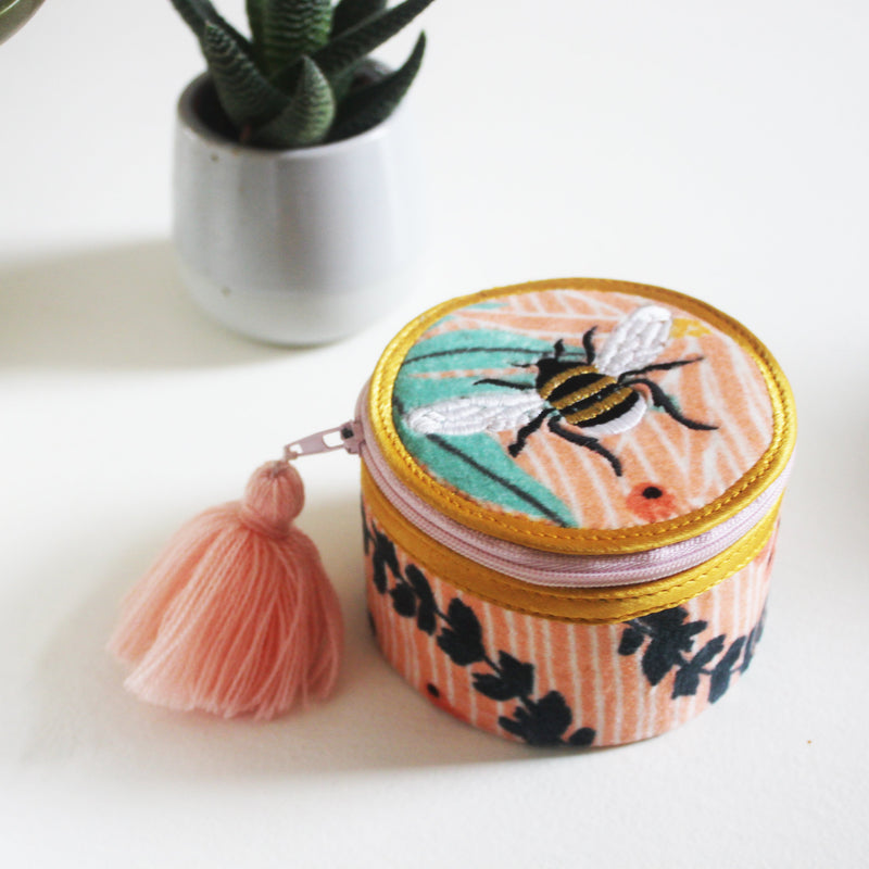 Eden Box With Bee Design