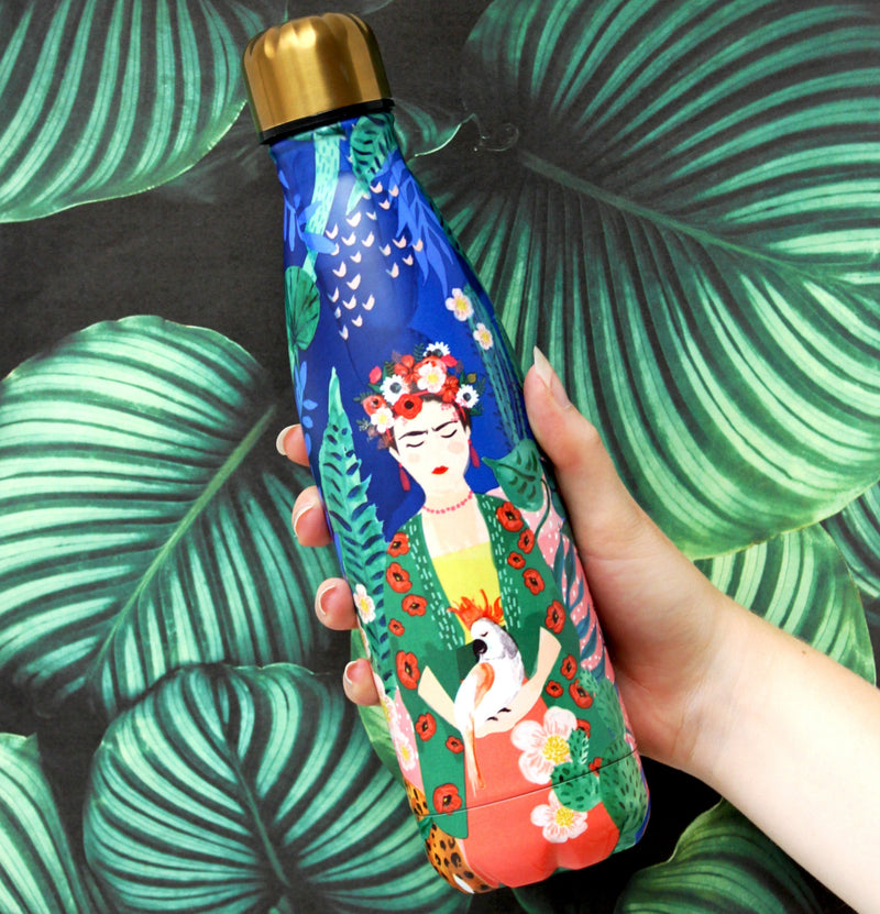 Frida Kahlo Flask