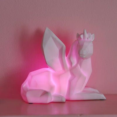 Unicorn Colour Changing LED Lamp