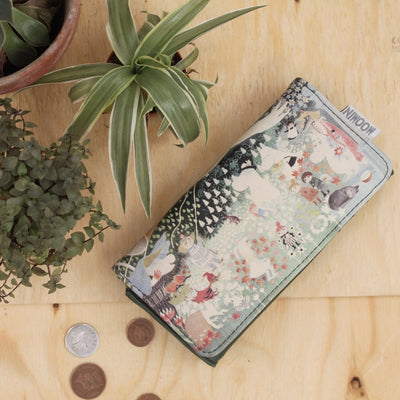 Moomin Dangerous Journey  Wallet
