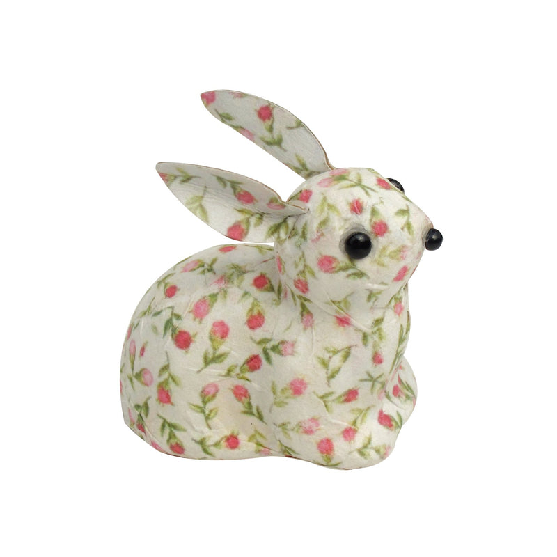 Rabbit Paper animal with Clip