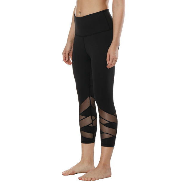 New style yoga suit fitness pants tights