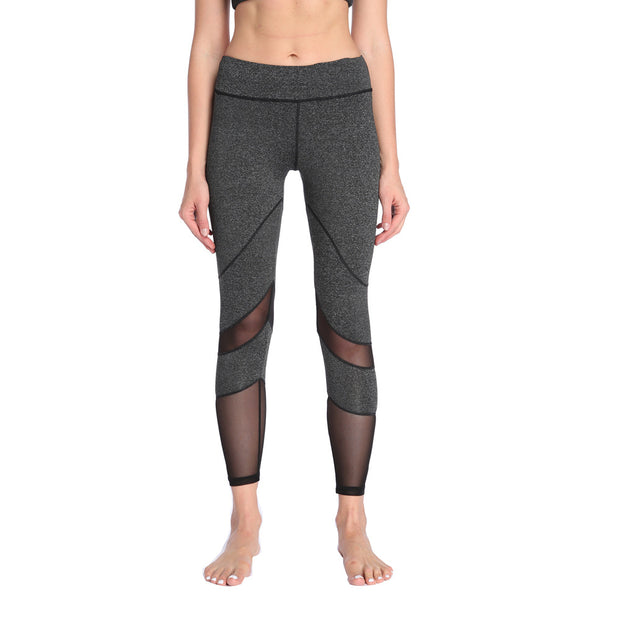 High Waist Sports tights, stretch fitness pants, running yoga pants, sports pants