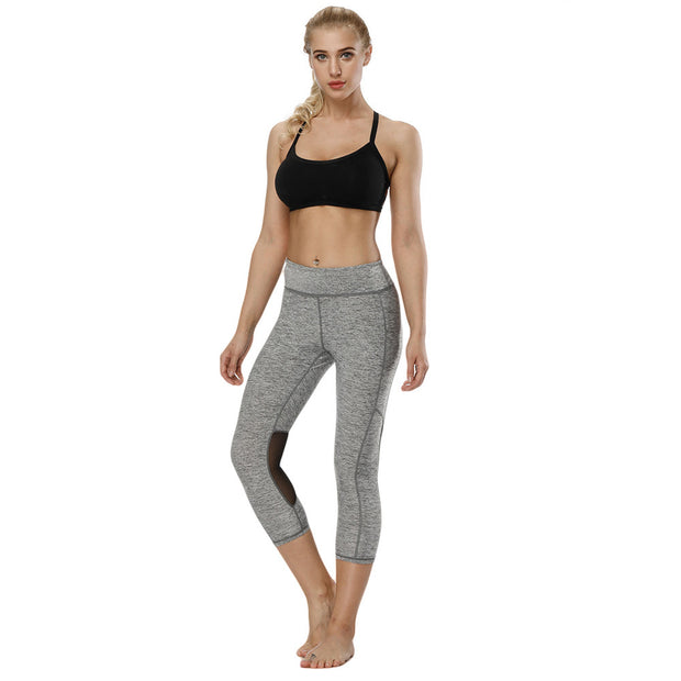 Fashionable sexy yoga pants, sports pants, running pants
