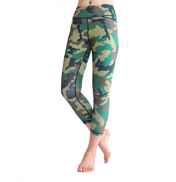 Hip tights Yoga Pants fitness elastic pants