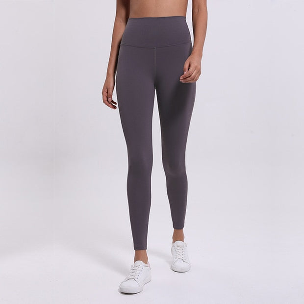 Yoga Leggings Push Up Lulu Yoga Pants Leggings Sport Women Fitness Tights with Pocket Femme High Waist Legins Joga Dropshipping