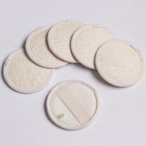100% NATURAL - 4 PIECE FACE EXFOLIATOR (Skin Texture Smoother)