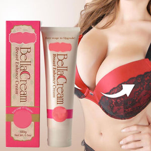 Breast + Buttocks Enlargement Essential Cream For Breast + Booty Lifting [Size Up] + Firming Enhancement - Natural Butt Life + Breast Augmentation In A Bottle