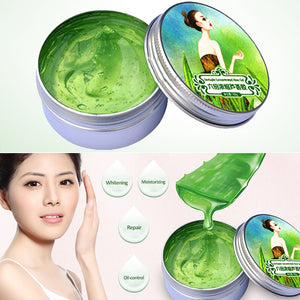 Miracle Skin Healer - 100% Pure Natural Aloe Vera Wrinkle Removing Moisturizer