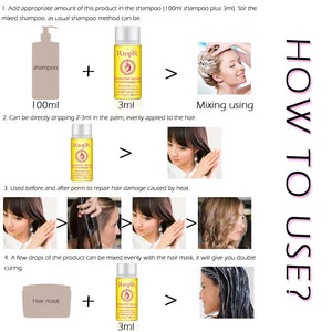 Herbal Hair Growth Anti Hair Loss Miracle Liquid