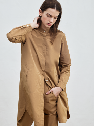 Forward Shirt Dress