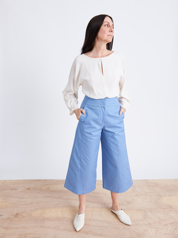 Slash Circle Culotte