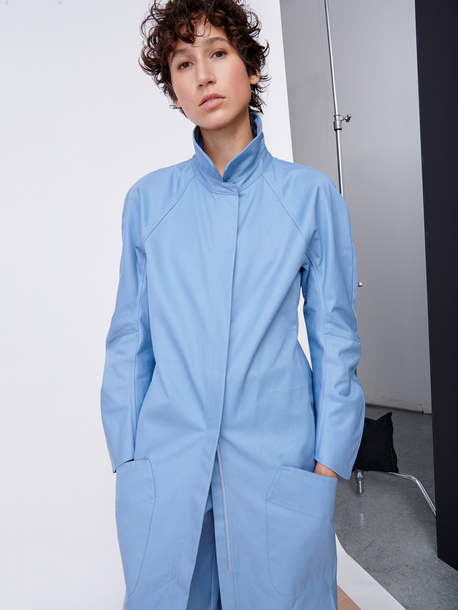 Slim Beetle Shirt Dress