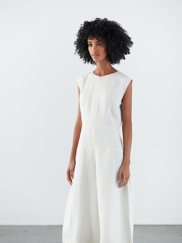 Sleeveless Zowie Jumpsuit