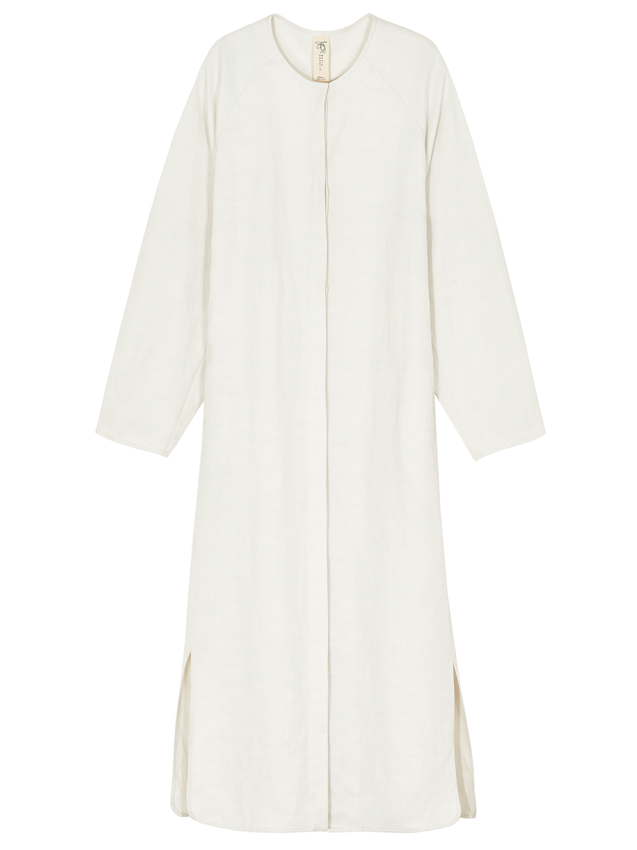 Long-Sleeved Luca Shirt Dress