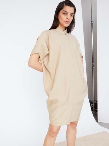 Aissa Shirt Dress