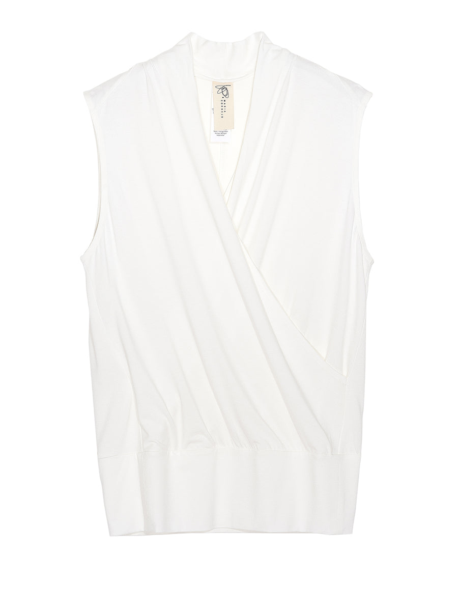 Jersey Sleeveless Jazmin Top