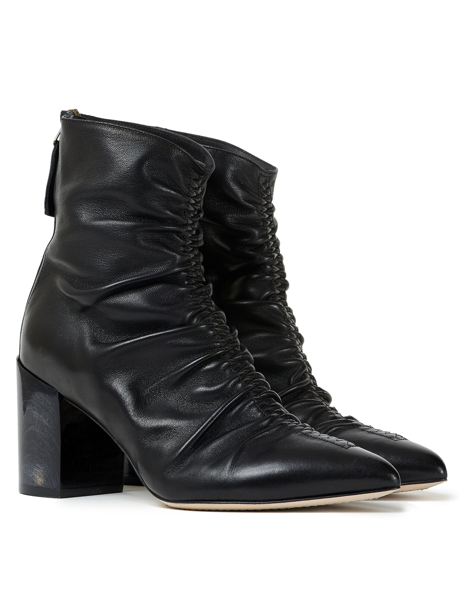 Ruched Cara Boot