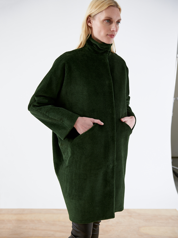 Long-Sleeved Bea Coat