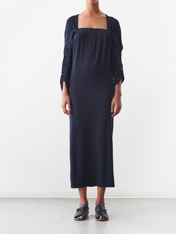 Jersey Long-Sleeved Clio Dress