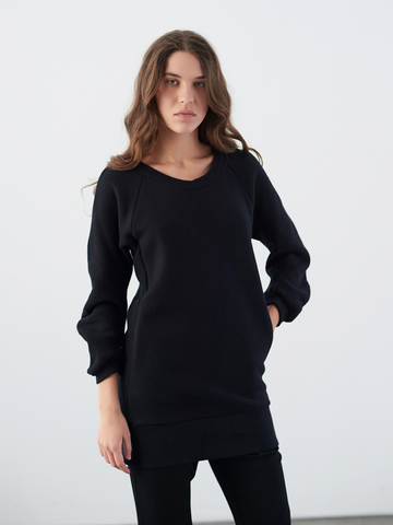 Beetle Sweatshirt Dress