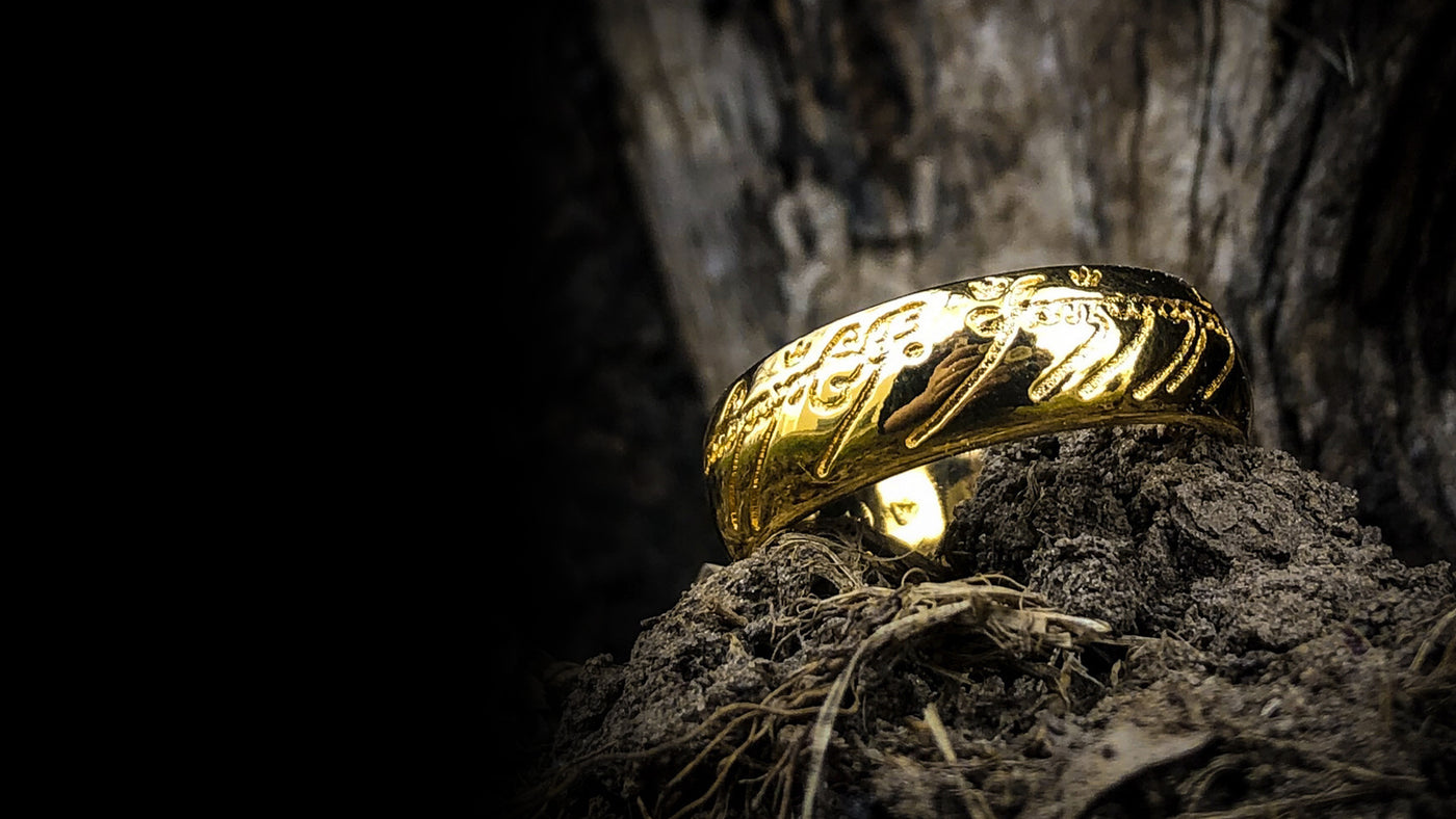 MIDDLE-EARTH GOLD | Badali Jewelry