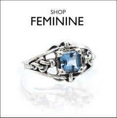Shop Rings the are feminine