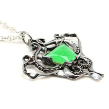 Load image into Gallery viewer, Sea Glass Pendant - Badali Jewelry - Necklace
