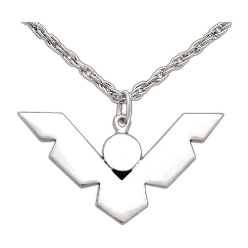 Amulet of Arnuminel - Silver - Badali Jewelry - Necklace