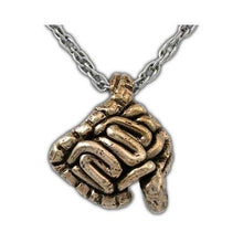 Load image into Gallery viewer, Anatomical Intestines Necklace - Badali Jewelry - Necklace
