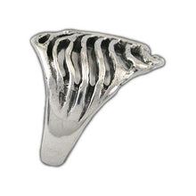 Load image into Gallery viewer, Anatomical Rib Cage Ring - Badali Jewelry - Ring