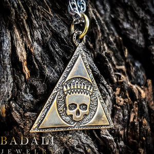 Ash Lord Pendant - Badali Jewelry - Necklace