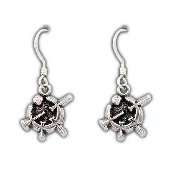 Atium Allomancer Earrings - Badali Jewelry - Earrings