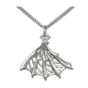 Bladed Fan Pendant - Badali Jewelry - Necklace